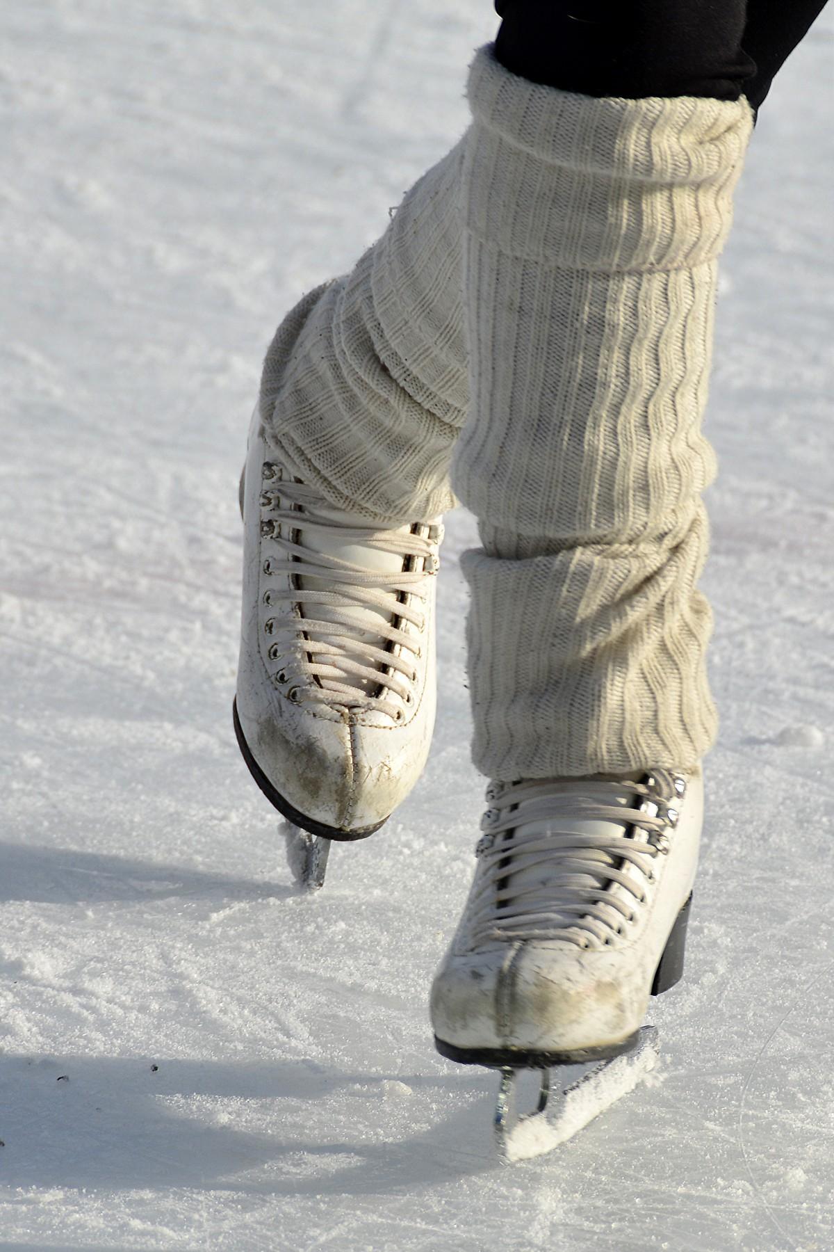 Natuurlijk op het ijs