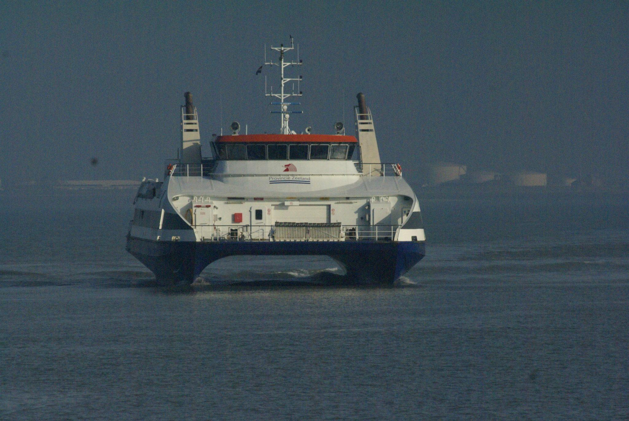 Veerboot naar Breskens