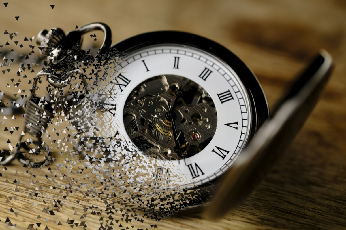 Gebroken tijd